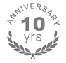 Celebrating 10years of excellence