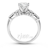Ens7929 r fashionable this bar set engagement ring features multi shape stones
