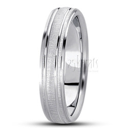 Basic simple wedding bands