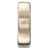 Cf717525 7 5mm satin finished rivet coin edging band