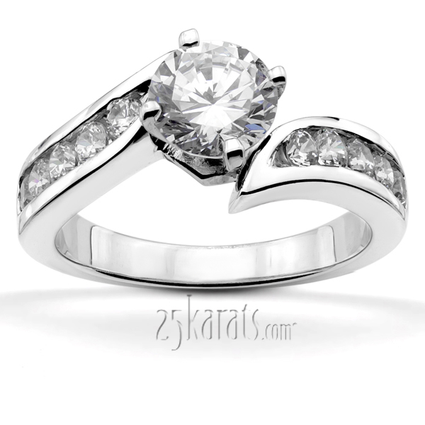 Platinum Engagement Rings Certified Diamonds Design Your Own