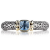 Celebrity couture brcelt blue topaz