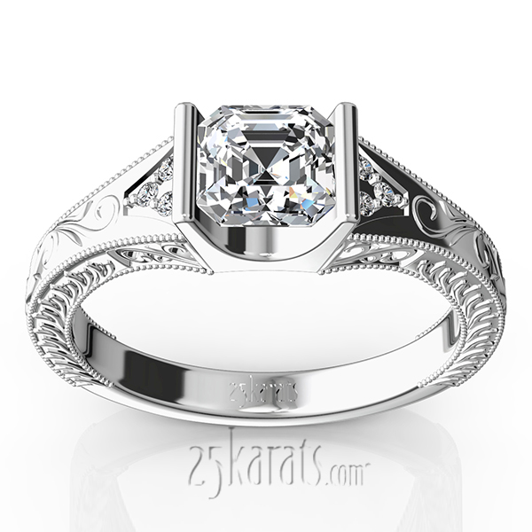Engagement Rings Certified Diamonds Design Your Own Engagement