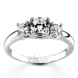 0 50 carat past present future engagement ring