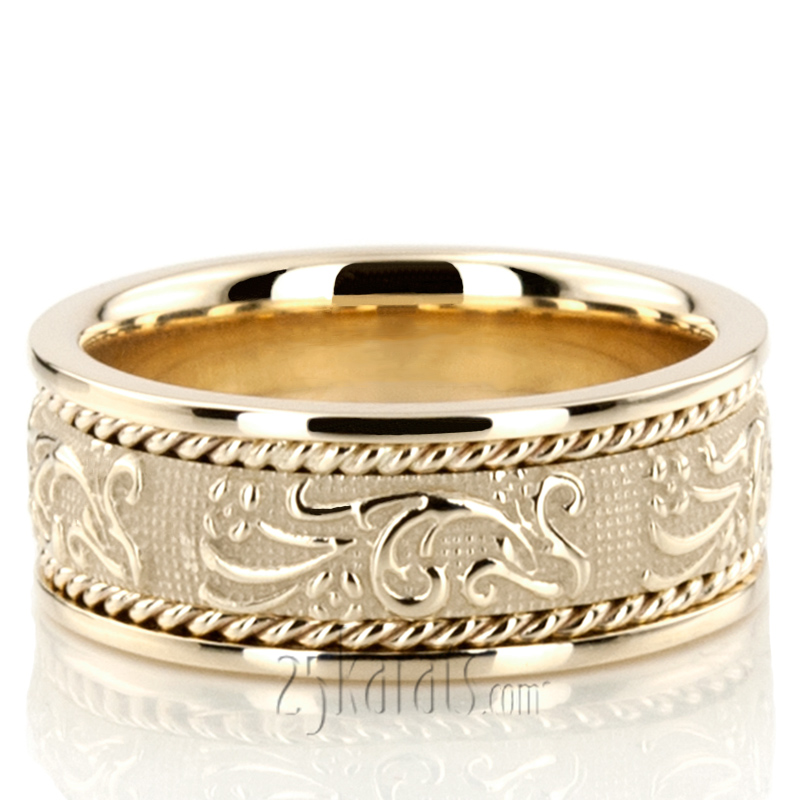 hc100235 - Antique Wedding Ring