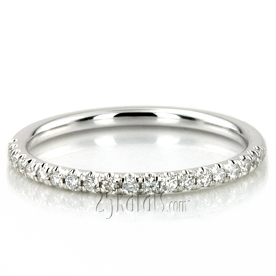 wb9926 - Womens Diamond Wedding Rings