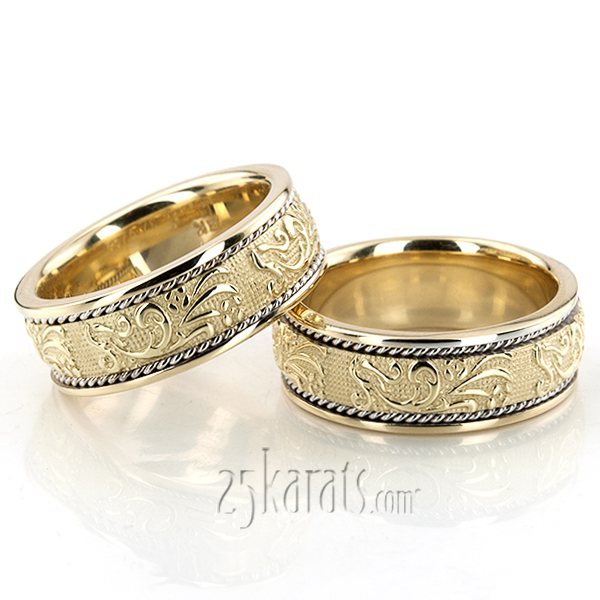 Customize Couple Rings Australia