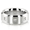 Wedding band set hh dwm100121 8 pr