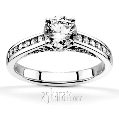Antique Engagement Rings Certified Diamonds Design Your Own