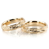 Wedding band set hh fc100479