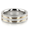 Wedding band set hh tt207