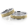 Wedding band set hh hm023 wyw