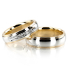 Wedding band set hh 123