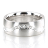 Wedding band set hh 152
