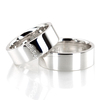 Wedding band set hh 105