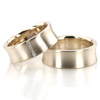 Wedding band set hh 143