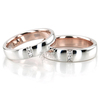 Wedding band set hh 162