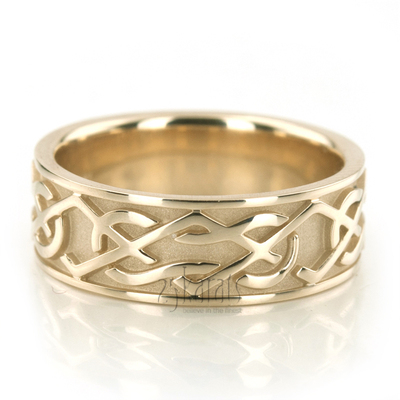 Celtic Wedding Bands For Men Women Celtic Wedding Rings