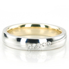 Wedding band set hh 155