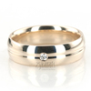 Wedding band set hh 133