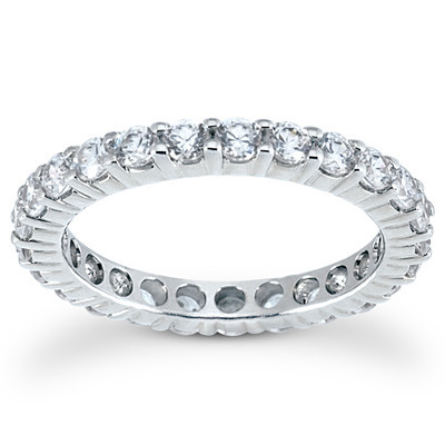 Diamond Eternity Wedding Bands And Rings